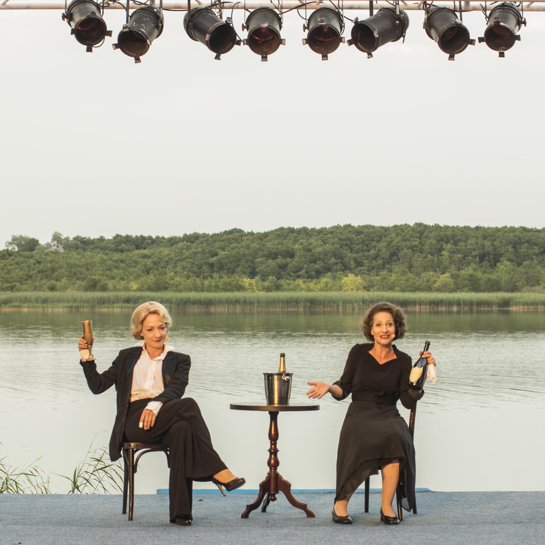 Spatz und Engel - über die Freundschaft zwischen Marlene Dietrich und Edith Piaf - Seefestival 2018