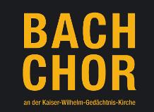 Bach-Chor an der Kaiser-Wilhelm-Gedächtnis-Kirche - Advents- und Weihnachtsmotetten